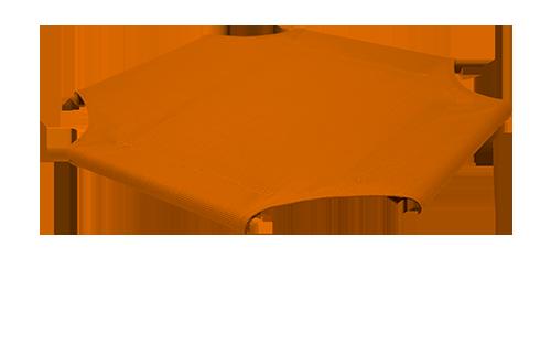 Fox Orange Fabric