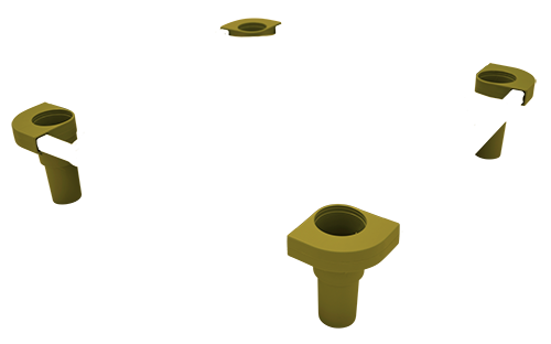 Gold Legs